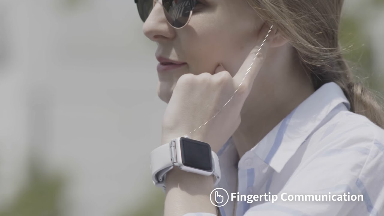 Future Smartphones Make Phone Calls with Your Fingertip !! WTF