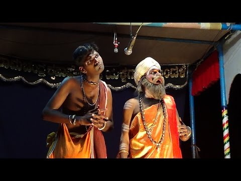 Yakshagana -- Bhaktha Prahalada - 7- Guru matta - Hasya - 4: Bhagavatharu Murali krishna shastri tenkabailu -  Maddale Vinaya acharya kadaba -  Bantwala Jayarama Acharya as Guru -  Prajwal kumar Guruvayanakere ,Rakshith padre & Vishwanatha edneer as Shishyaru -  Prakash nayak neerchal as  Prahalada -  Held at Surathkal ,on 1.2.2015 -  Guru matta - Hasya - 3 - http://youtu.be/RxUeznUIejU part 2 https://www.youtube.com/watch?v=pVrXMwGM3H4 part 1 https://www.youtube.com/watch?v=I_2EJb-8_4Y