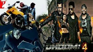 Dhoom 4 - Trailer   Shalman khan   Shraddha Kapoor   Abhishek Bachchan   Uday Chopra    Fanmade   