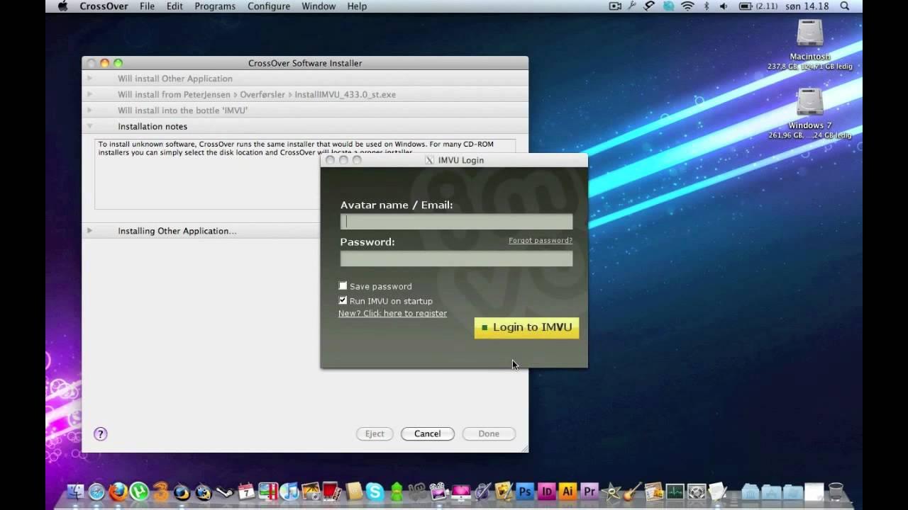 Imvu Mac Beta