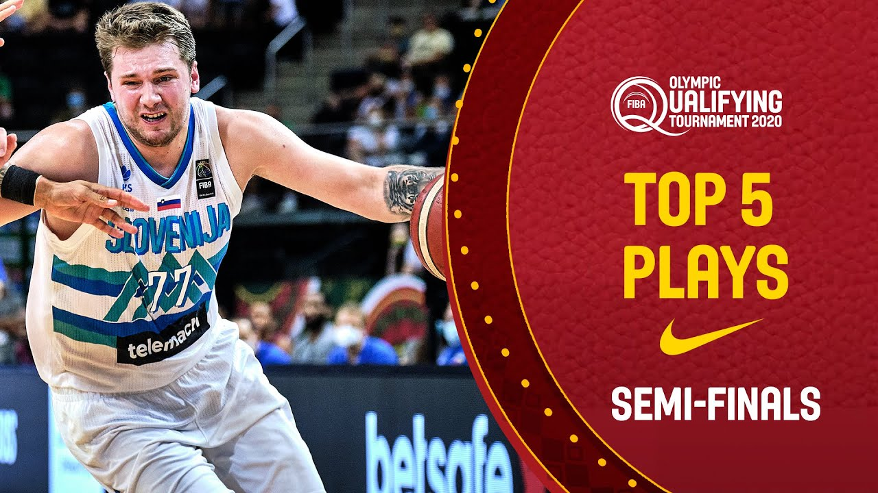 Nike Top 5 Plays | Semi-Finals