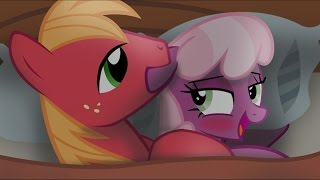 [ My little Pony FiM ] Big mac And Cheerilee – Love Scenes