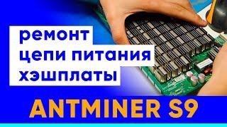 Elektr ta'minoti tuman S9 / S9 Antminer Ta'mirlash Chestplate ta'mirlash