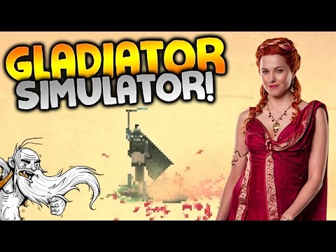 "Domina Gladiator Simulator Gameplay - ""HOW TO WIN BATTLES!!!""  - Let's Play Walkthrough"