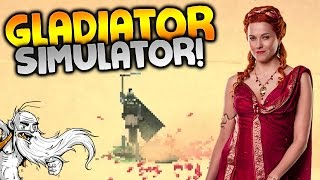 Domina Gladiator Simulator Gameplay - 'HOW TO WIN BATTLES!!!'  - Let's Play Walkthrough