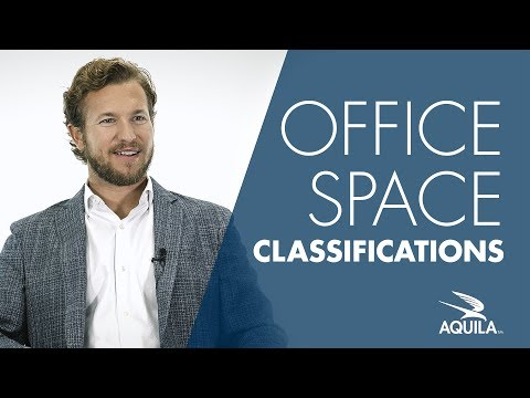 Classifications Of Office Space