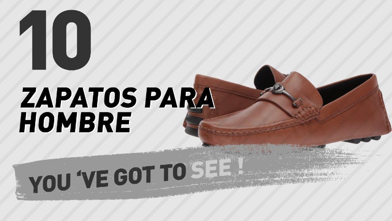 Zapatos Hombres Youtube 2017 Nuevo Para Coach Y Popular RzwdwqT