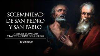 Junio 29   Solemnidad De San Pedro Y San Pablo /el Santo Del Dia