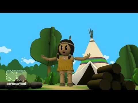 Sacagawea's story