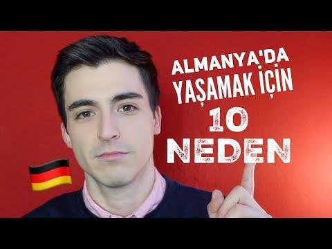 ALMANYA'DA 'YAŞAMAK' İÇİN 10 NEDEN   SOHBET   Koray Cengiz