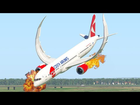 Boeing 787 Crashes