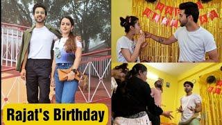Rajat's Birthday Celebration    Day Full Of Fun    He Loved His Gift     Jyotika Dilaik