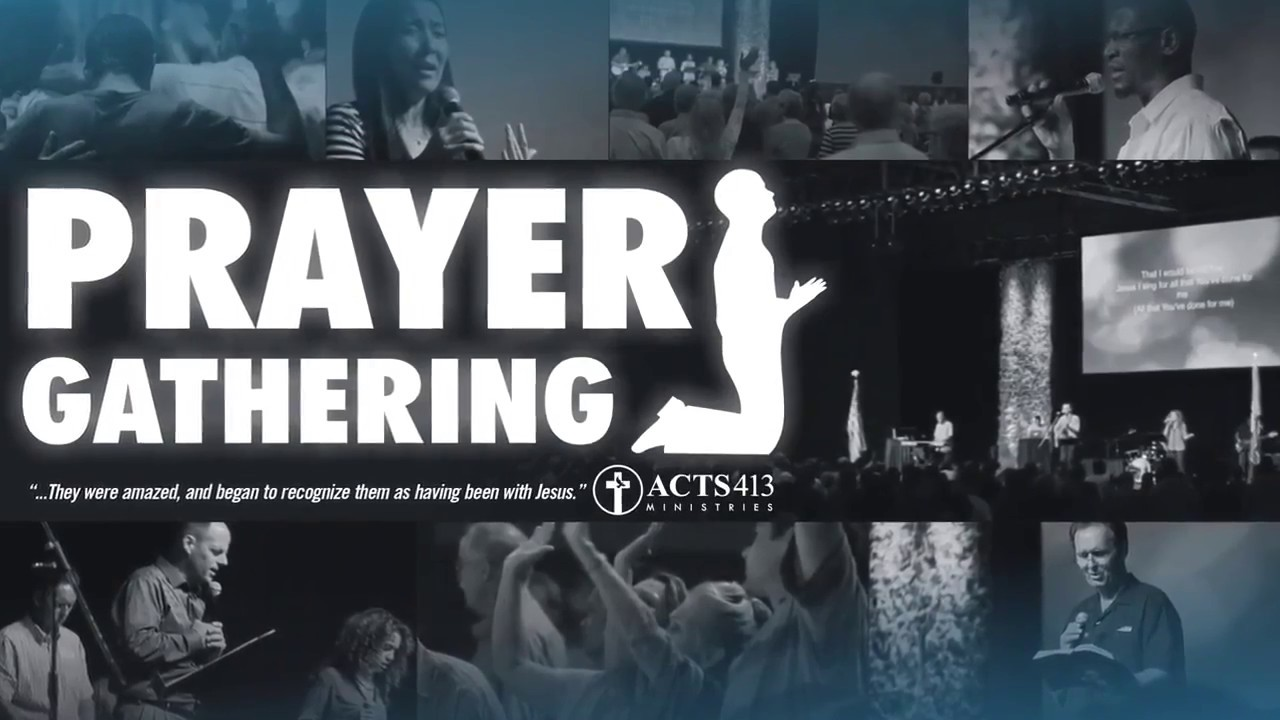 A Prayer Gathering