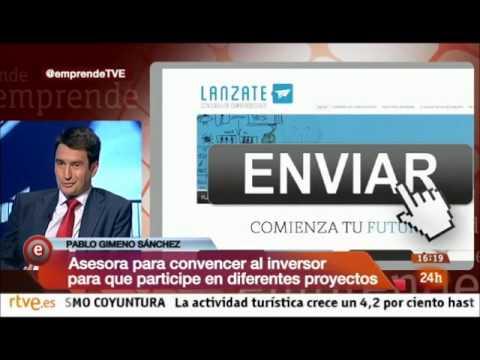 Pablo Gimeno Sánchez, Grupo PGS,  entrevistado en Emprende Abril 2014