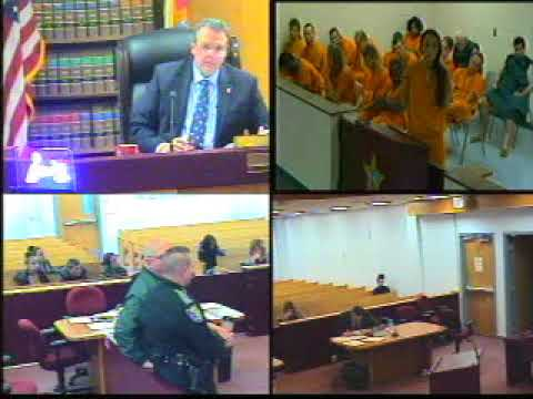 Judge Hitzemann First Appearance January 18, 2018