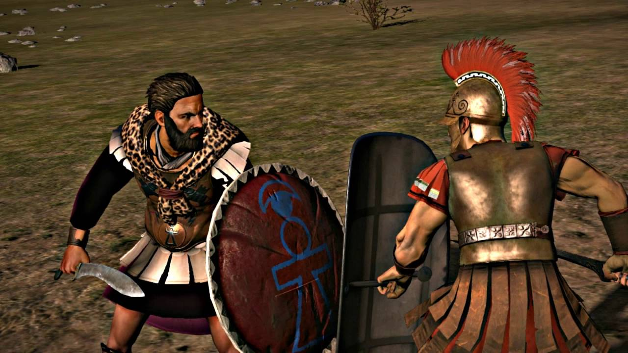 YouTube Rome 2 Total War Cinematic: Hannibal Barca vs Scipio Africanus Legendary Duel Watch (5:13) Uploaded by: Cleon_of_Sparta, Jul 21, 2016 8.61K Views·99 Likes I am proud to announce that this cinematic machinima and all future ones will be of much better quality and wide screen thanks to recent software upgrades an...