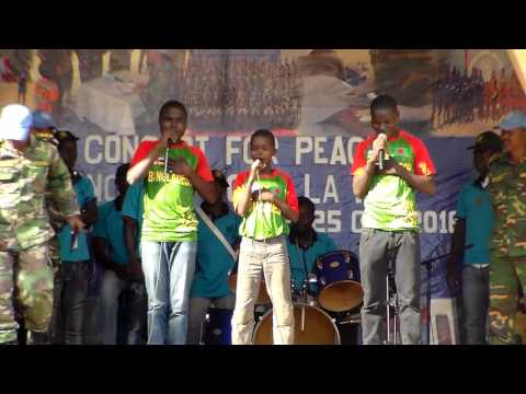 Amar Shonar   Bangla by Central African people