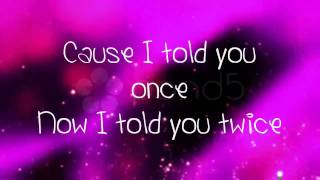 Taio Cruz: Dynamite (Lyrics On Screen)