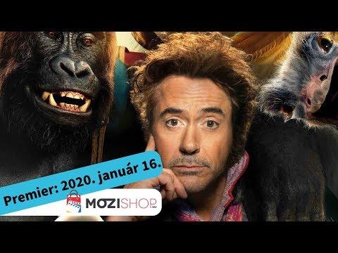 youtube filmek - Dolittle - magyar szinkronos előzetes #1 / Fantasy-vígjáték
