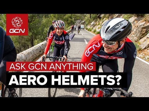 Aero Helmets, Sweet Spot Training & Road Dogs | Ask GCN Anything
