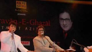 Talat Aziz sings Tu kisi aur ki jagir hai...
