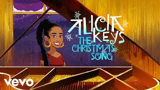 Alicia Keys - The Christmas Song (Audio) YouTube Videos