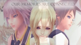 Download Mp3  Gmv  Our Memories Are Connected  Kingdom Hearts: Chain Of Memories