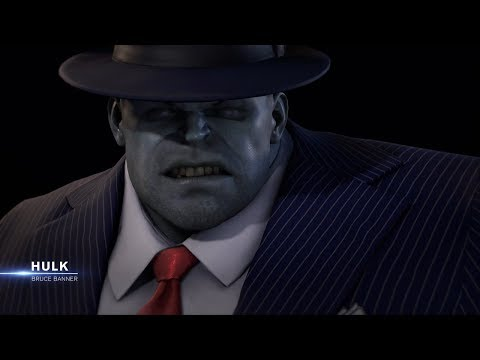 Marvel's Avengers | Hulk's Joe Fixit Outfit Reveal