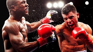 Victor Ortiz vs Andre Berto I - Highlights (GREAT Fight)