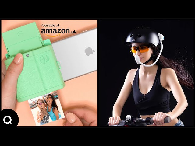 7 AMAZING NEW TECH GADGETS | AVAILABLE ON AMAZON ►4