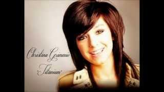 Christina grimmie- titanium (official ...