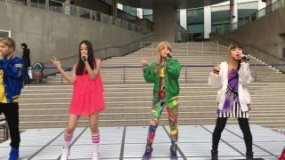 lol(エルオーエル)ミニライブ、ダイバーシティ東京2部.