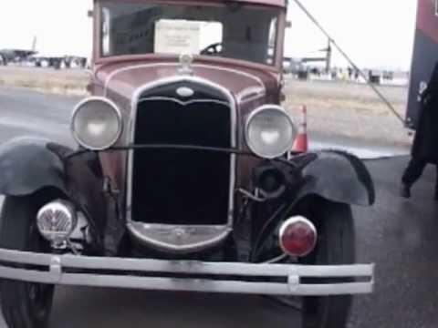 1931 Arizona Highway Patrol Car  YouTube