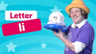 Ii | Fun Phonics | Magicio and Phonics | Made by Red Cat Reading