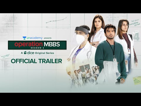 Dice Media | Operation MBBS | Season 2 | Web Series | Official Trailer | Episode 1 out on 15th March