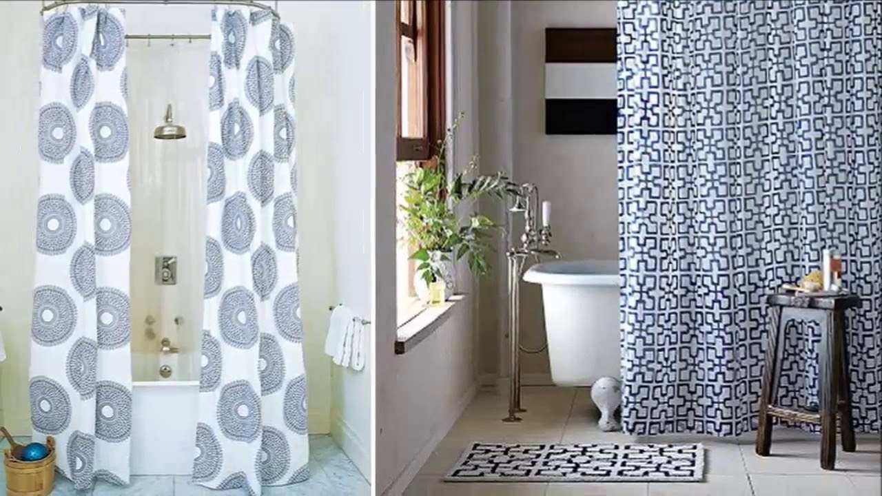 Bathroom Ideas Bathroom Decorating Ideas With Shower Curtain Part 01 Bathroom Art Youtube