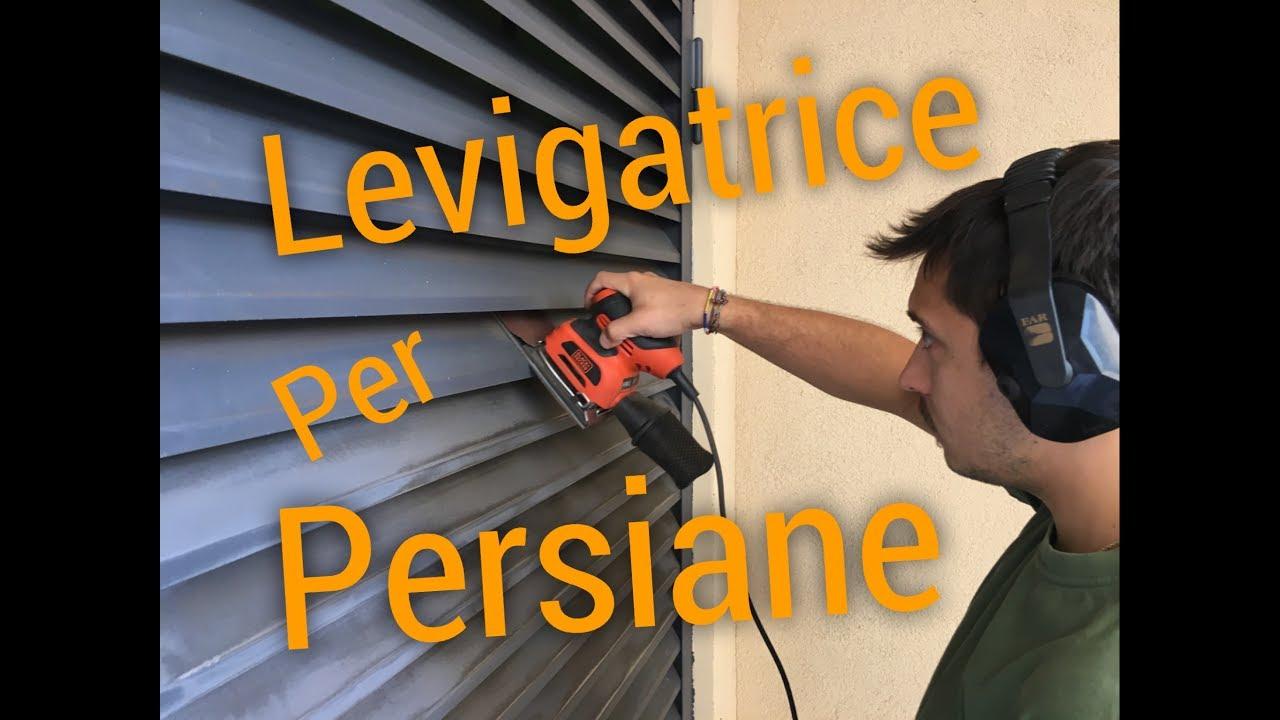 Levigatrice orbitale per persiane black and decker ka401 for Attrezzo per pulire le persiane