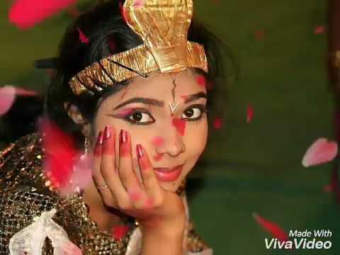 Hamsa Naava song (Bahubali)by SRI HARITHA.