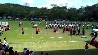 Marching Band Gita Angkasa SMKN 1 Beringin | Konser Kreatif | KLDC4 2018