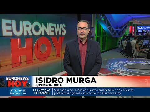 EURONEWS HOY | Las noticias del jueves 17 de junio de 2021