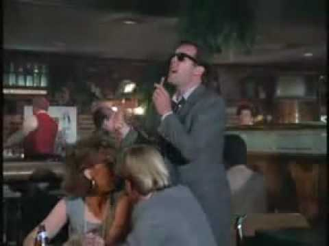 Bruce Willis(David Addison) singing on Moonlighting