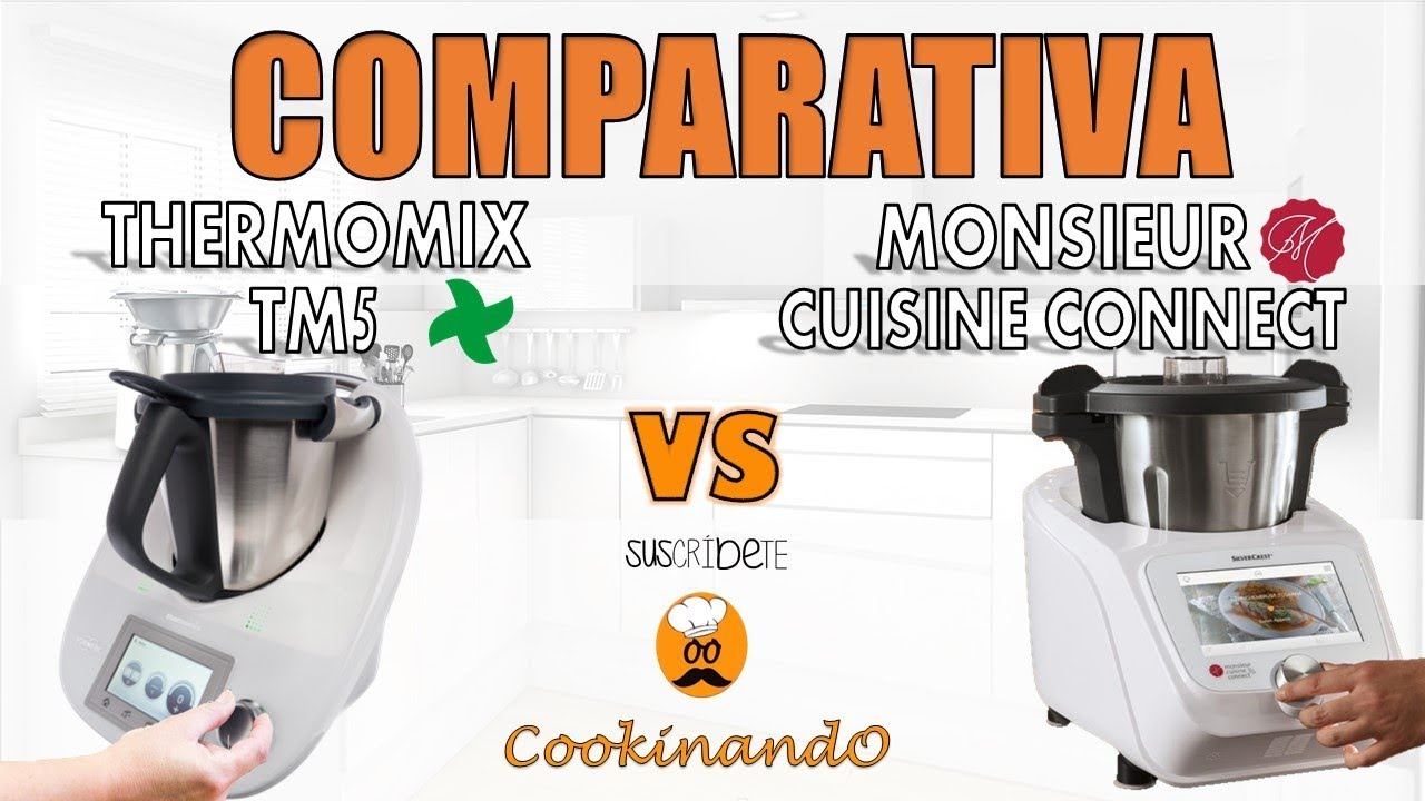 monsieur cuisine plus vs thermomix maison design. Black Bedroom Furniture Sets. Home Design Ideas