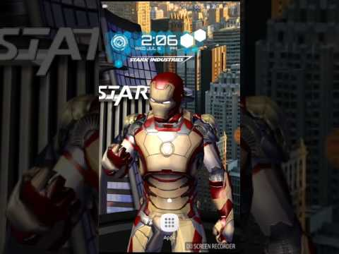 How to unlock anything in Iron Man 3 wallpaper in Hindi Android