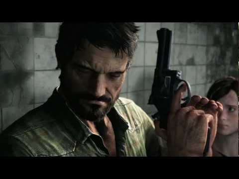 The Last of Us - announcement trailer official HD