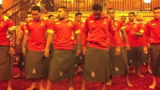 Tongan Haka
