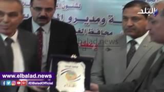 بالفيديو والصور.. محافظ الغربية يشهد احتفالية تكريم رئيس جامعة طنطا الأسبق
