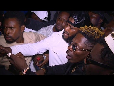 VGMA 2019; THE ARRIVAL & THE COST OF SHATTA WALE & STONEBWOY G.√π F!GHT Mp3