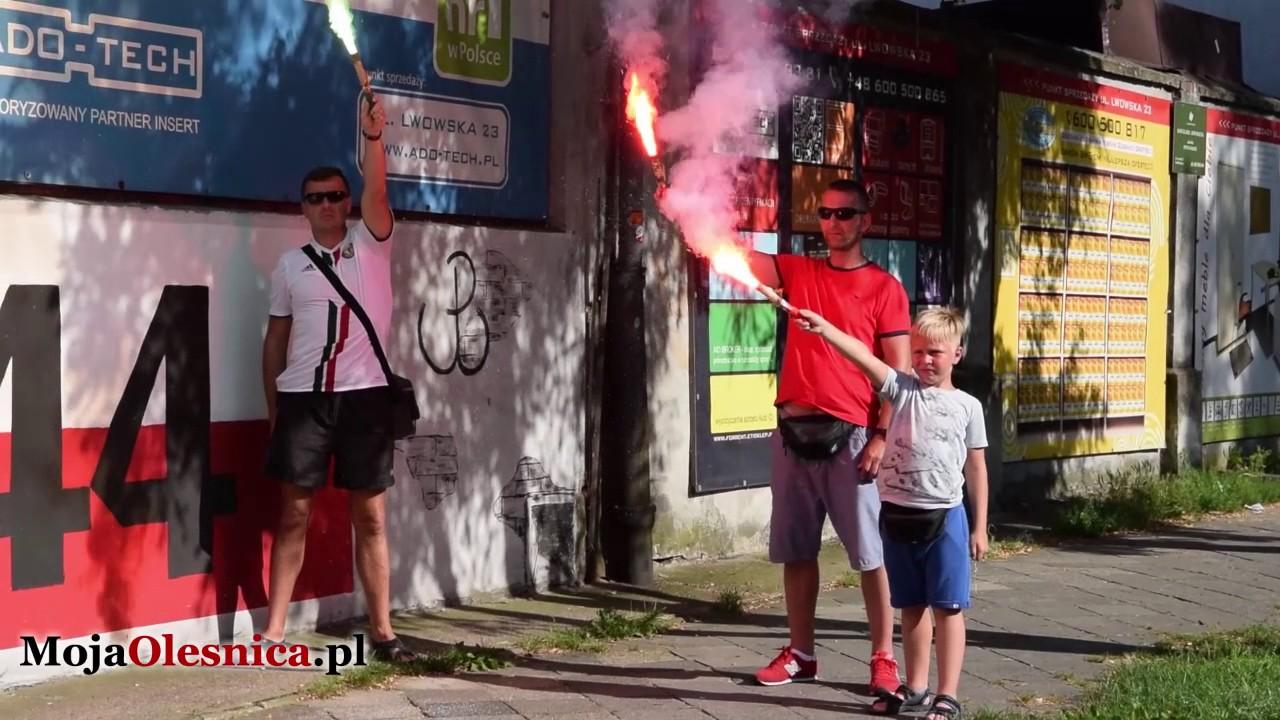 1.08.2017 Oleśnica – pamięć o Powstaniu Warszawskim