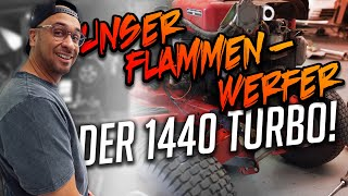 JP Performance - Unser Flammenwerfer! | Der 1440 Turbo