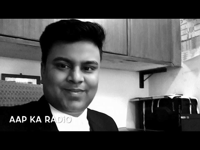 AAP Insights from Legal Expert Rishikesh Kumar (AKR Ep 09)